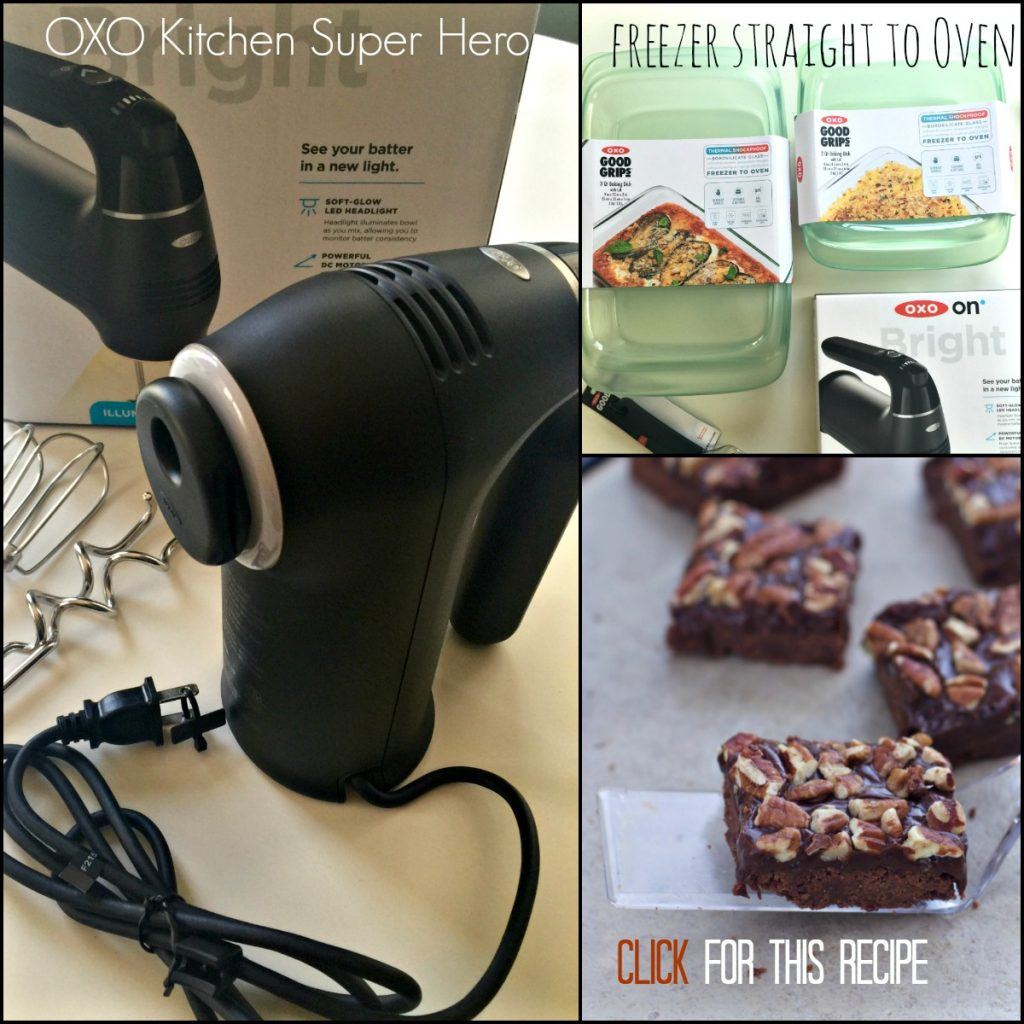 Making Dorie's Cookies with OXO Mixer from Spinach Tiger