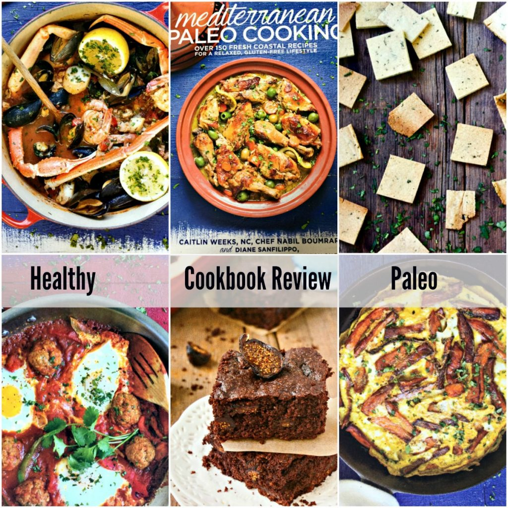 Mediterranean Paleo Cooking Cookbook Review by Angela Roberts