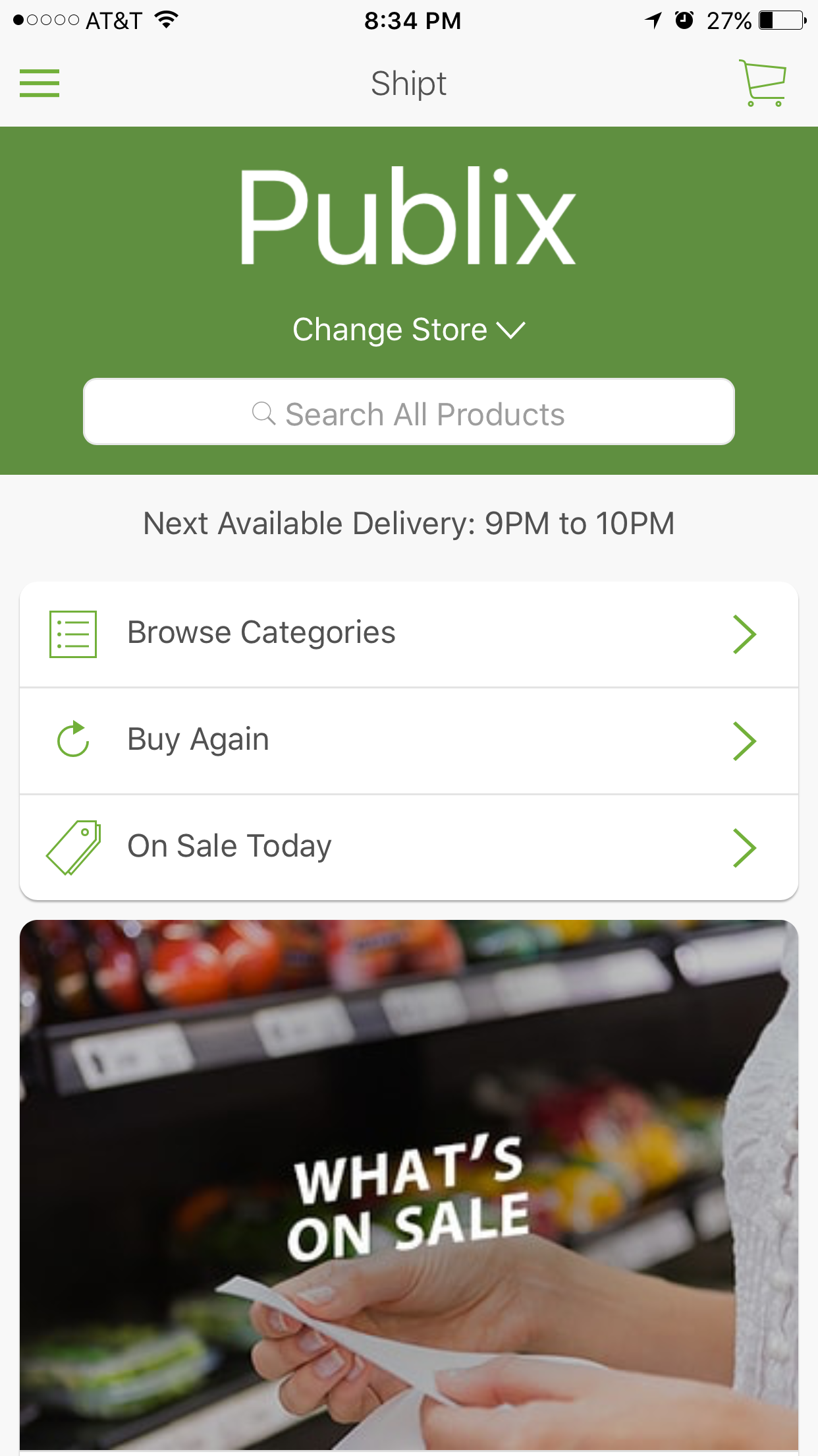 How Shipt Grocery Delivery Service by Angela Roberts