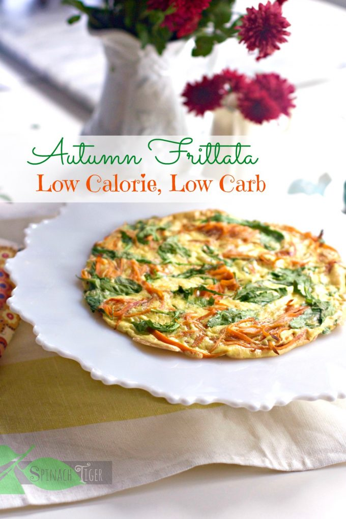 Sweet Potato Frittata: Easy Healthy Recipes from Spinach Tiger