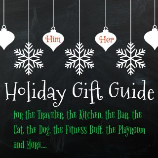 Holiday Gift Guide 2016: Our Favorite Things