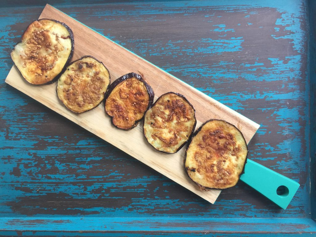 Grain Free Eggplant for Baked Eggplant Parmesan Recipe by Spinach Tiger