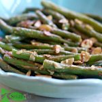 How to Make Green Beans Almondine from Spinach Tiger