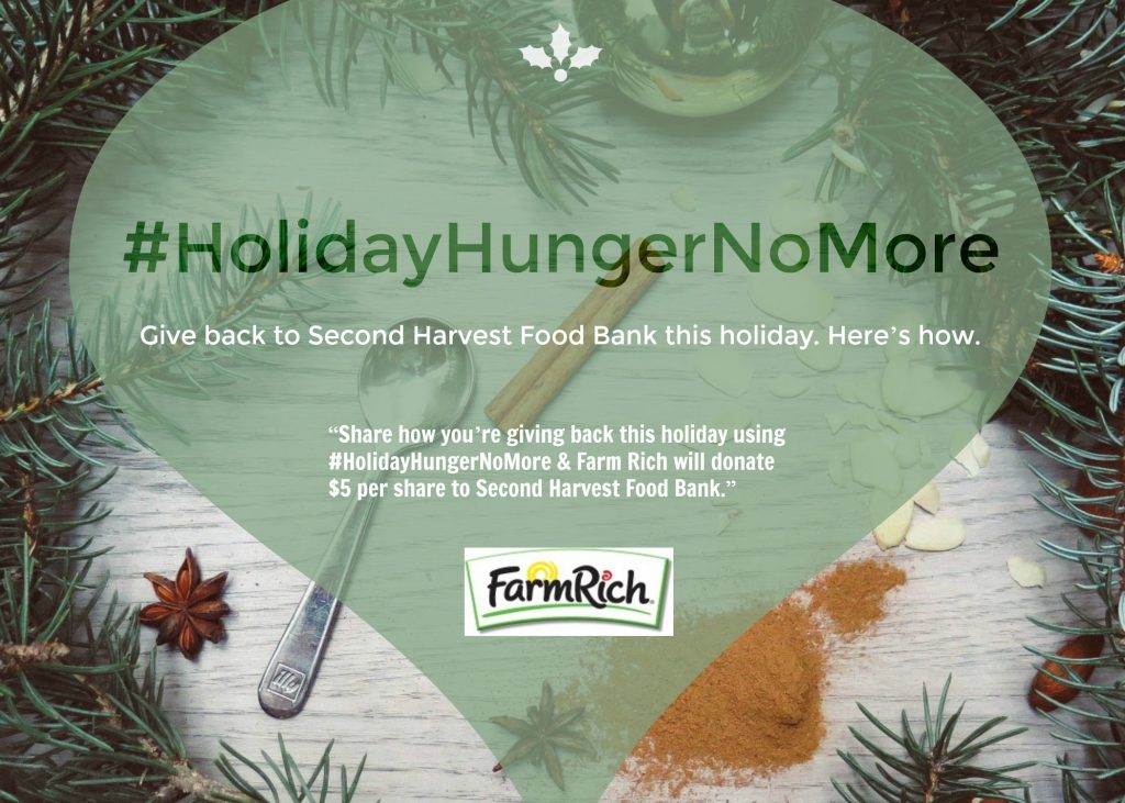 Let's Support Holiday Hunger No More