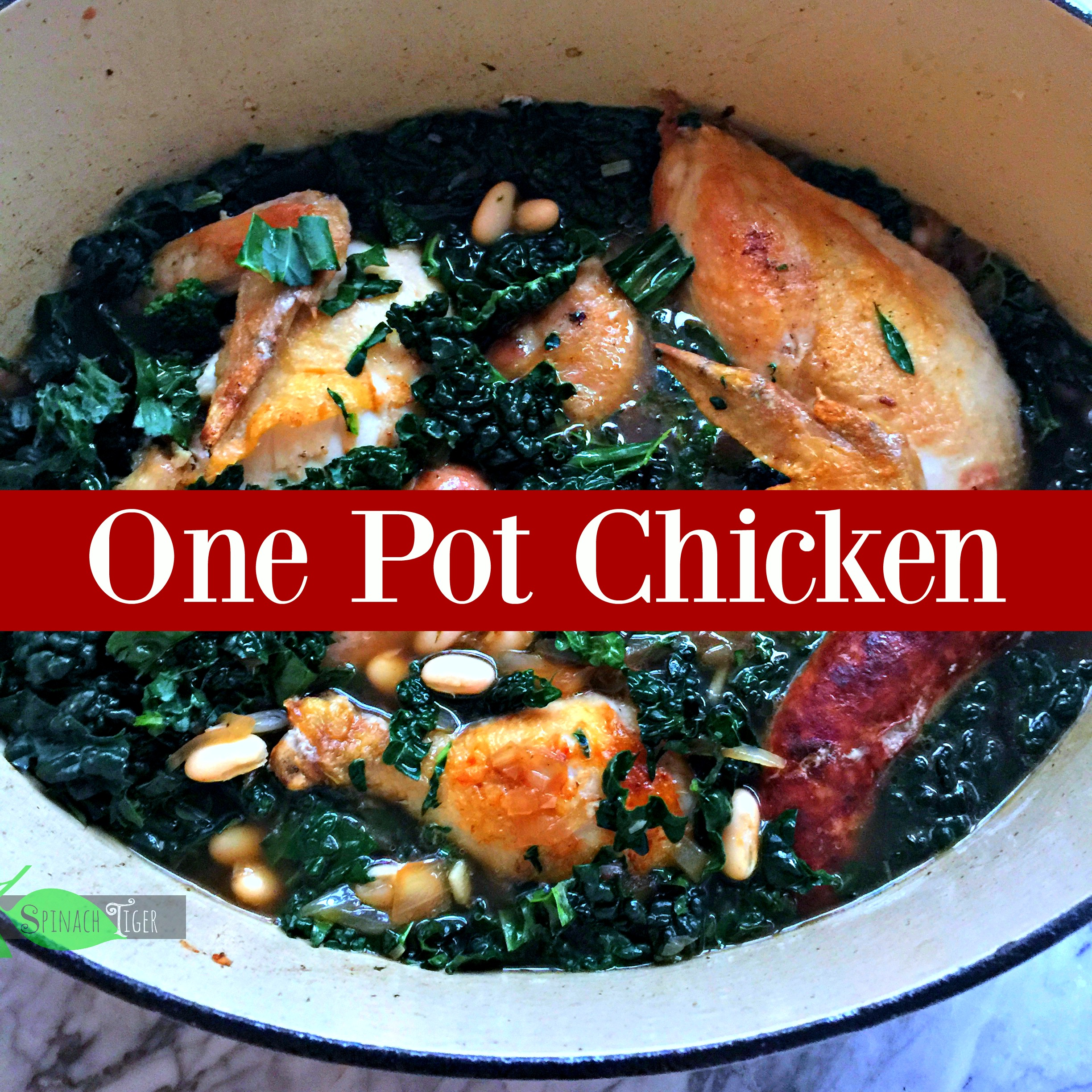 one pot chicken - 28 images - one pot chicken and orzo ...