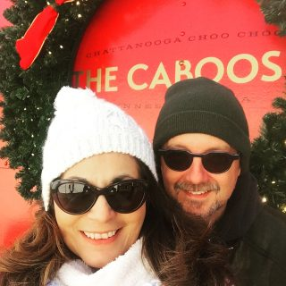 Christmas at the Chattanooga Choo Choo Hotel