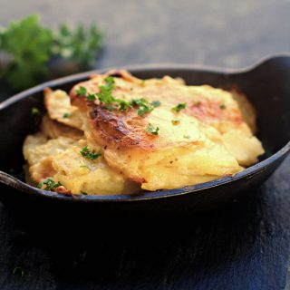 Old Fashioned Scalloped Potatoes Recipe