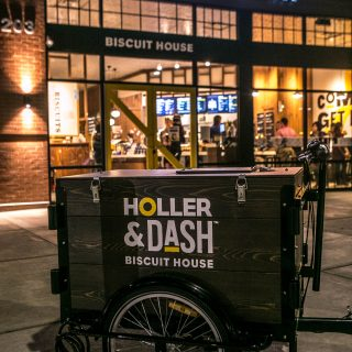 Holler & Dash Biscuit House Comes to Brentwood, Tennessee
