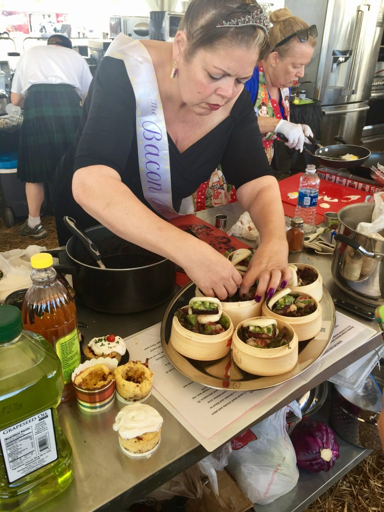 Using EAT Method for Judging Food Competitions at World Food Championships