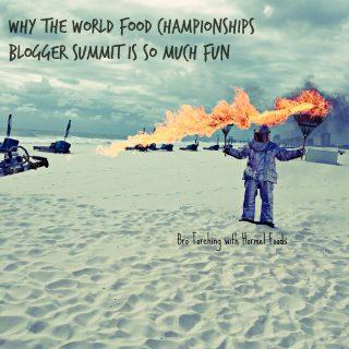 World Food Championships Blogger Summit 2016