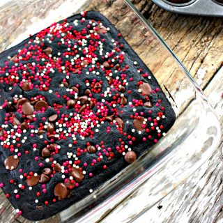 Dark Chocolate Diabetic Brownies, Sugar Free, Grain Free