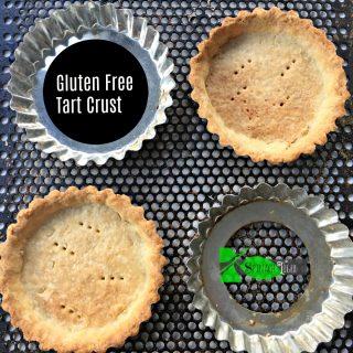 Gluten Free Tart Crust Recipe