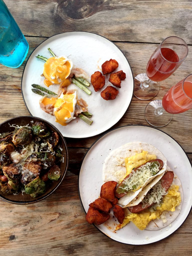 Nashville Brunch Places: Americano from Spinach Tiger