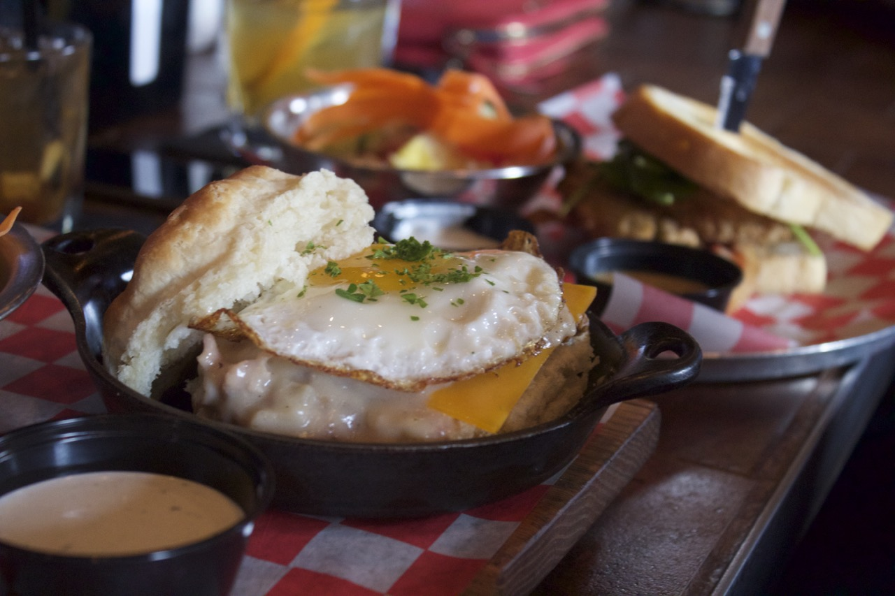 Nashville Brunch Places: Biscuit Love from Spinach Tiger
