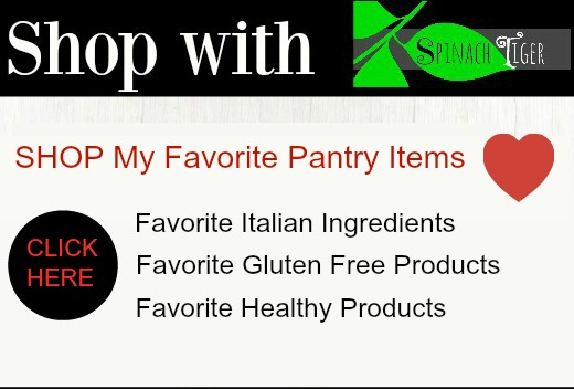 Shop My Favorite Pantry Items from Spinach Tiger