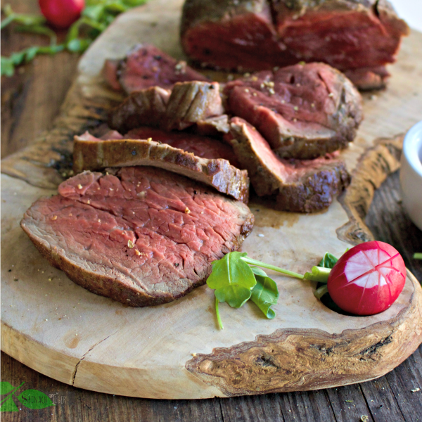 How to Prepare Beef Tenderloin the Easy Way with Sides