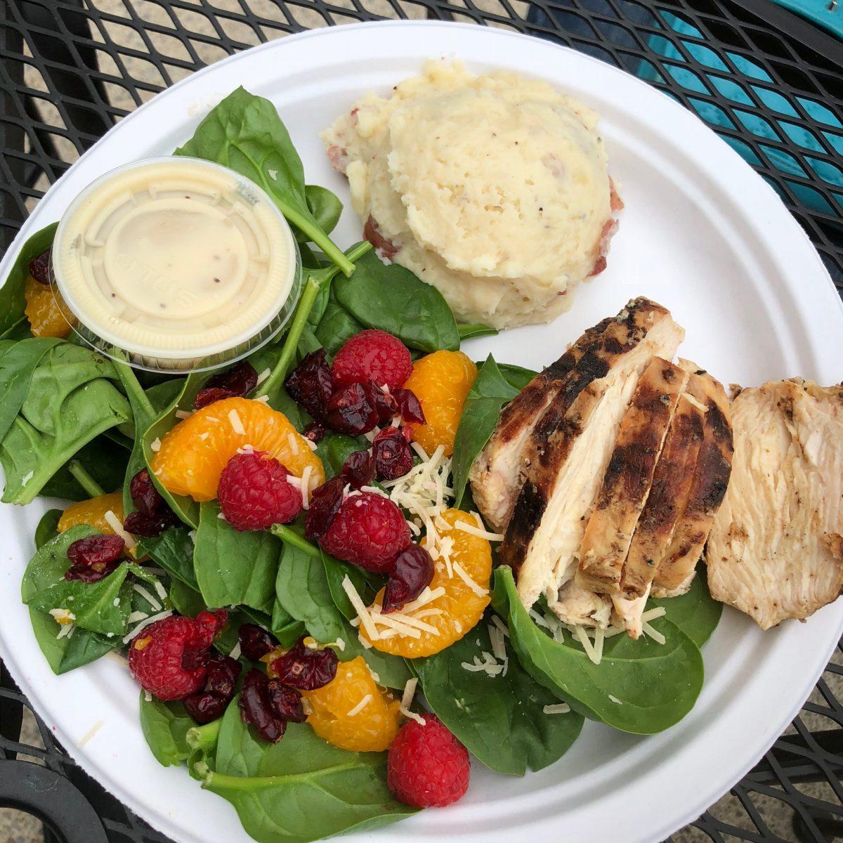Nashville Restaurants: Brown Bag from Spinach TIger