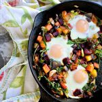 How to Make Red Flannel Hash from Spinach Tiger