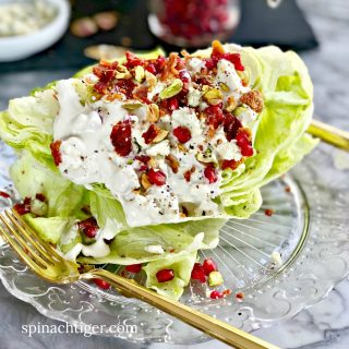 The Party Wedge Salad Recipe with Variations for a Crowd
