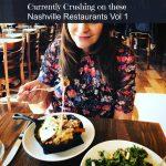 Nashville Restaurants Vol 1