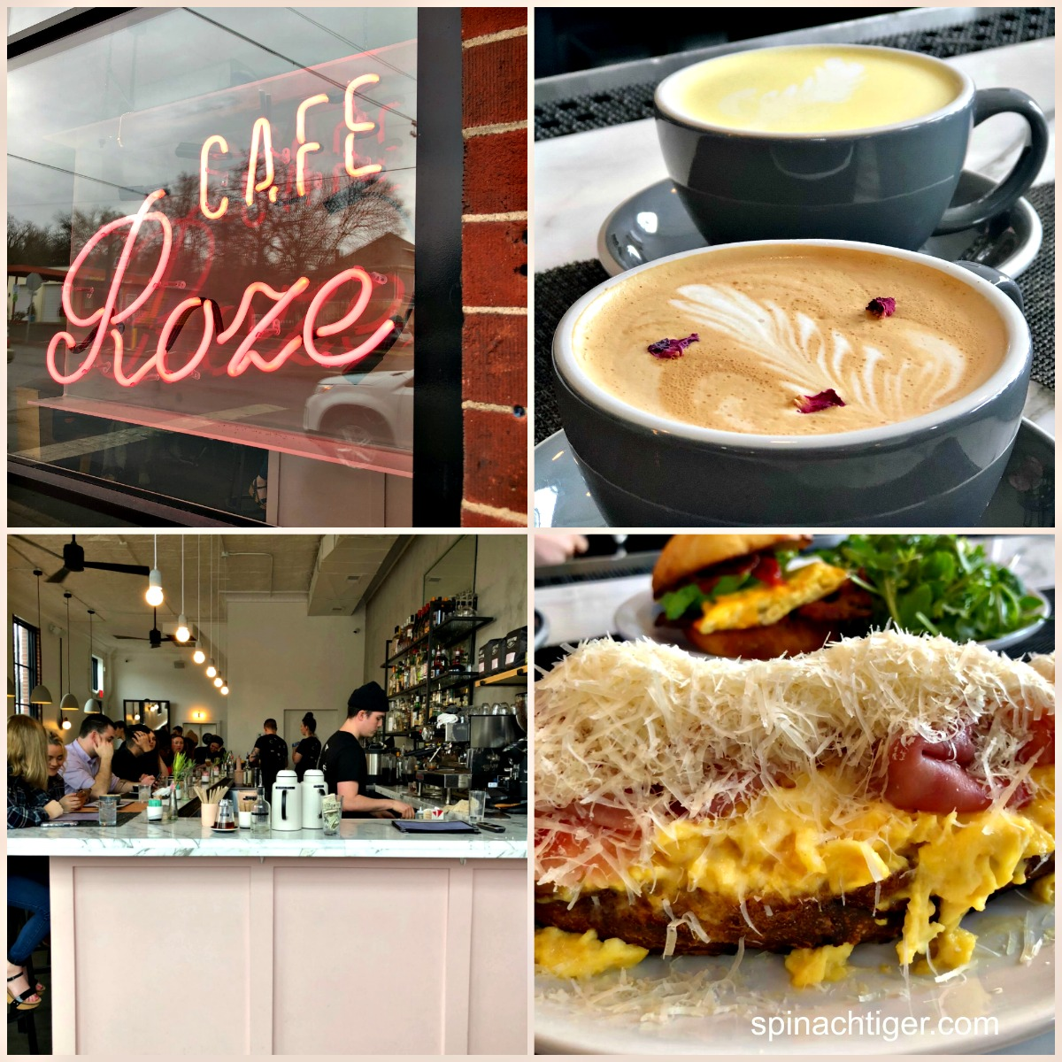 Nashville Restaurants Cafe Roze