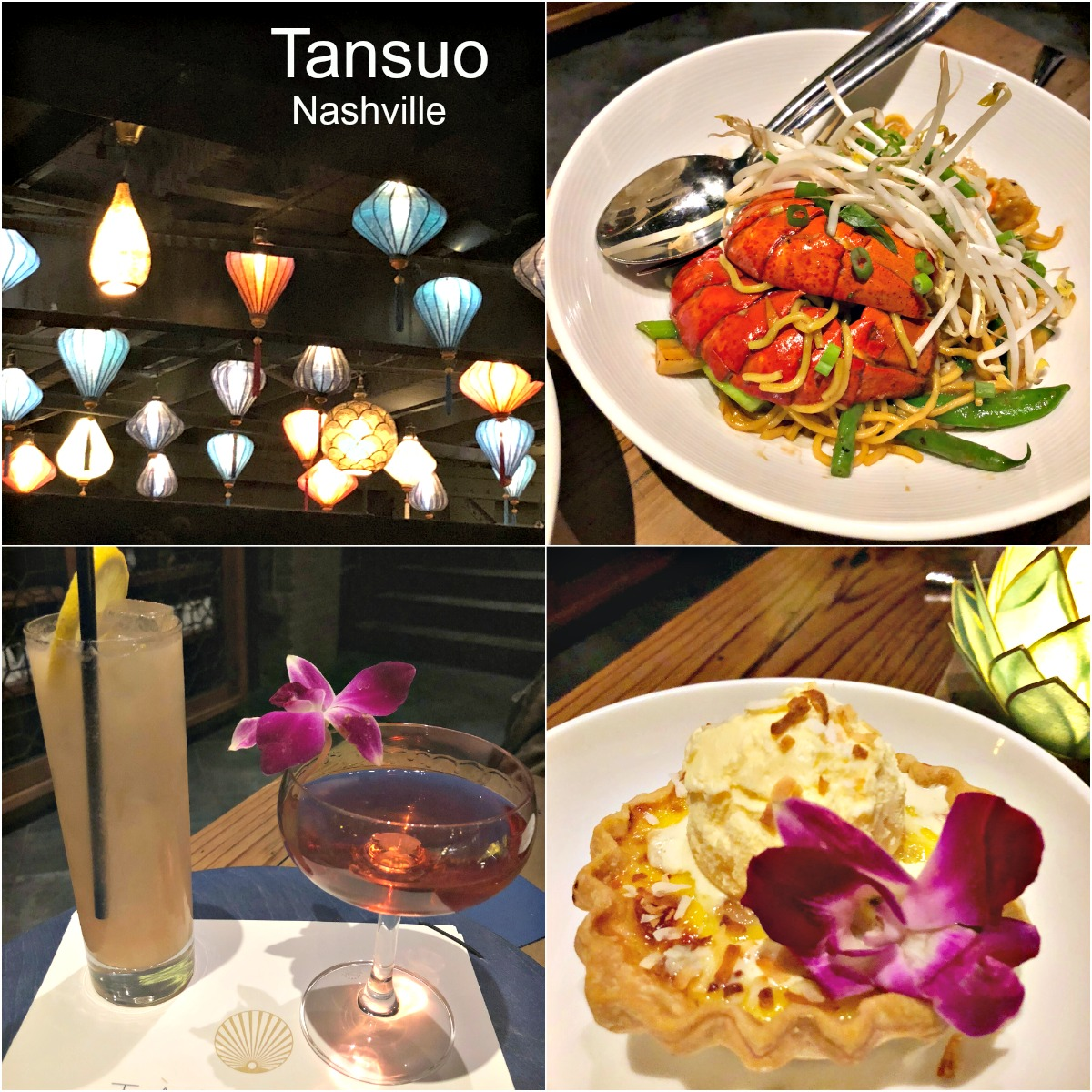 Nashville Restaurants: Tansuo from Spinach Tiger