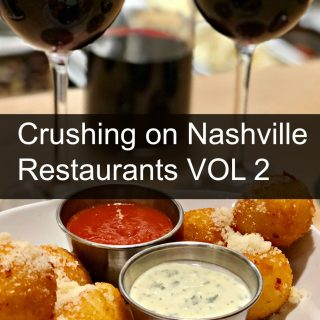 Crushing on Nashville: Pastaria, Cafe Roze, Greko Street Food, and More