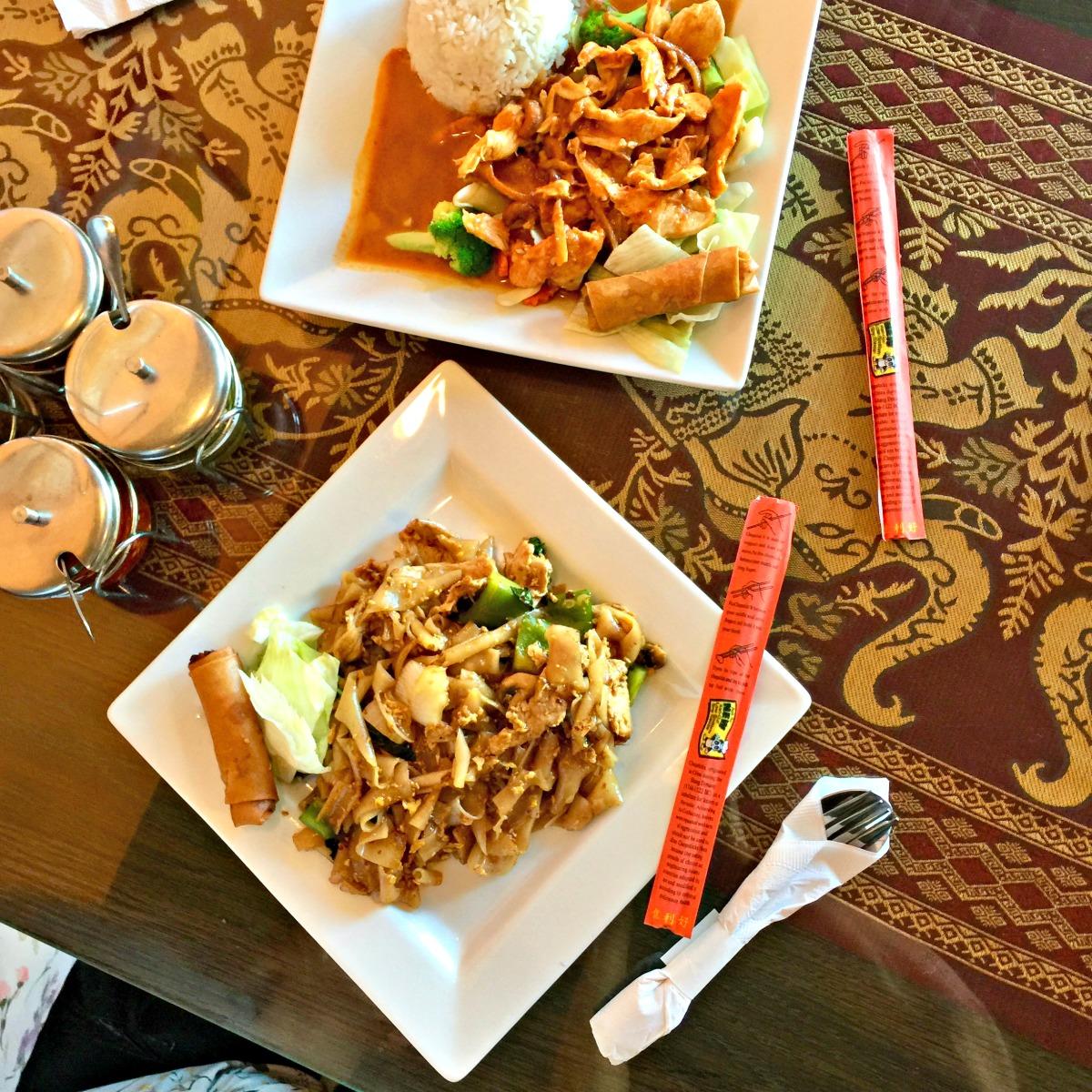 Quick Bites in Cool Springs: Siam Pad Thai