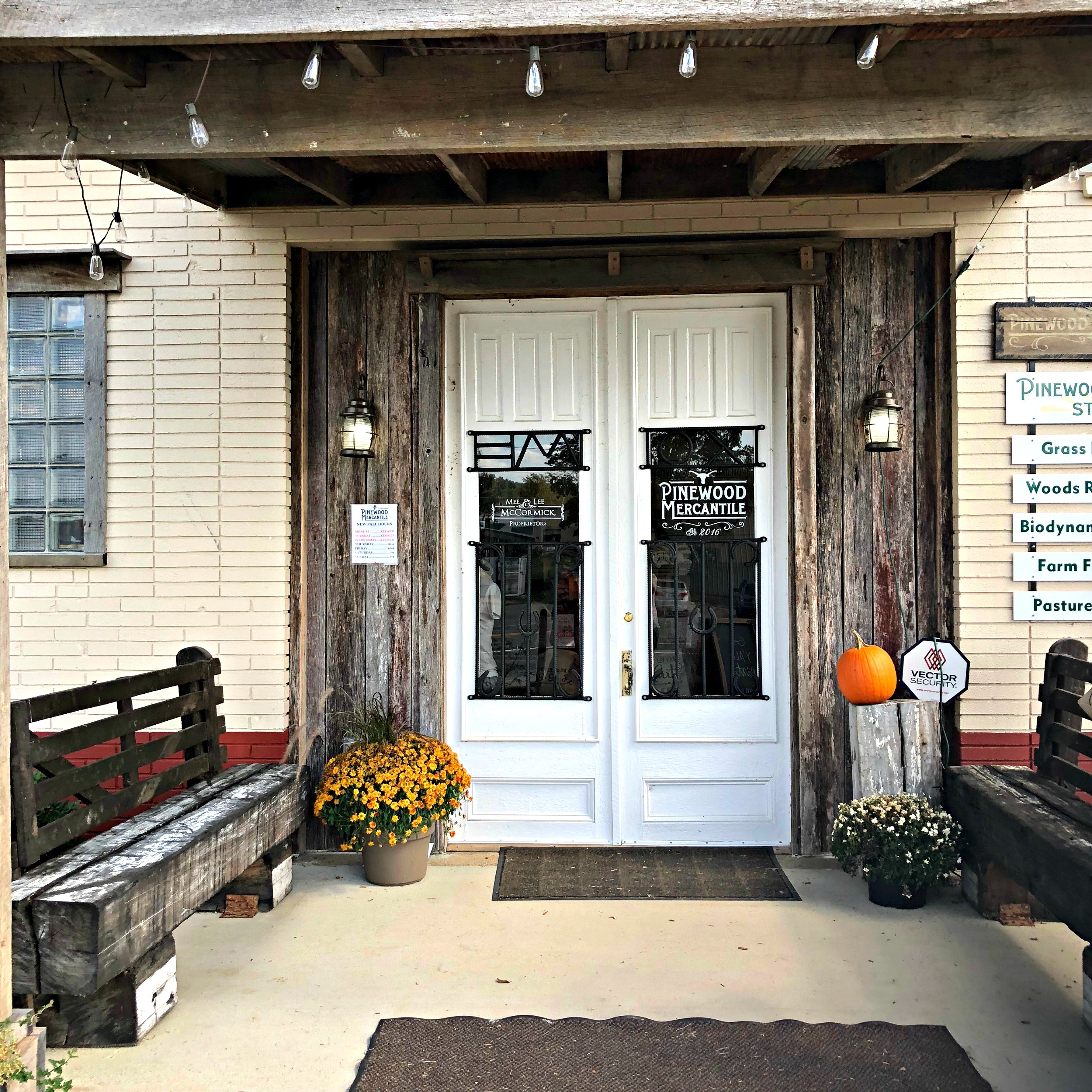 Pinewood Kitchen and Mercantile, Nunnelly, TN