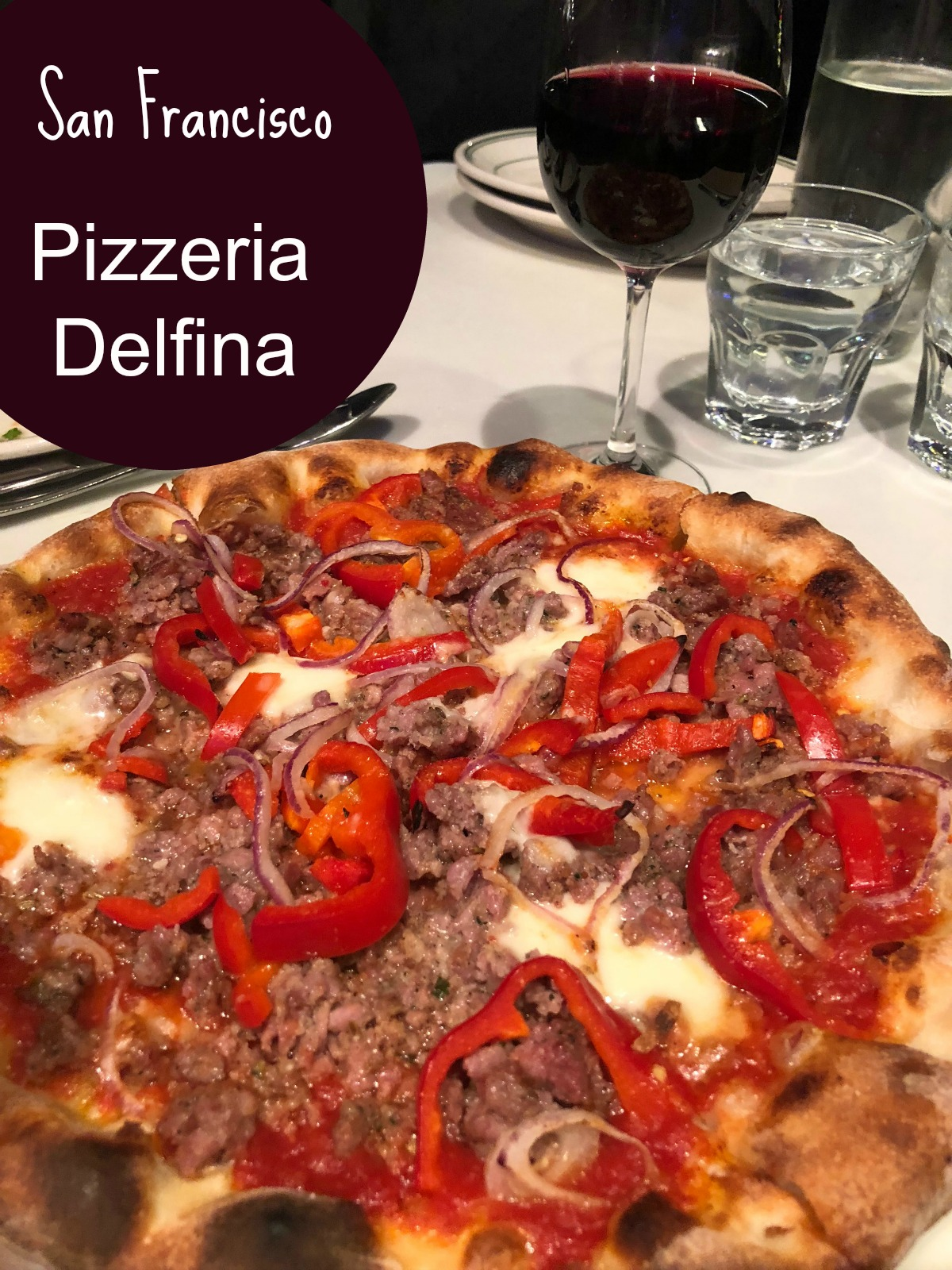 San Fransisco in 48 Hours, Pizzeria Delfina from Spinach Tiger