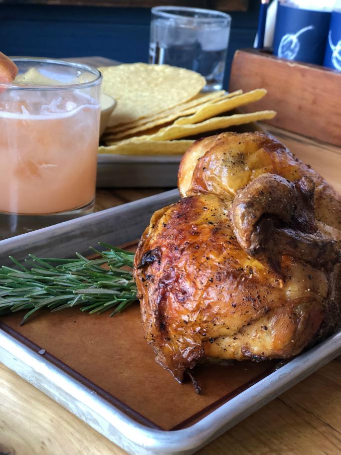 Bar Taco Nashville: Roasted Chicken