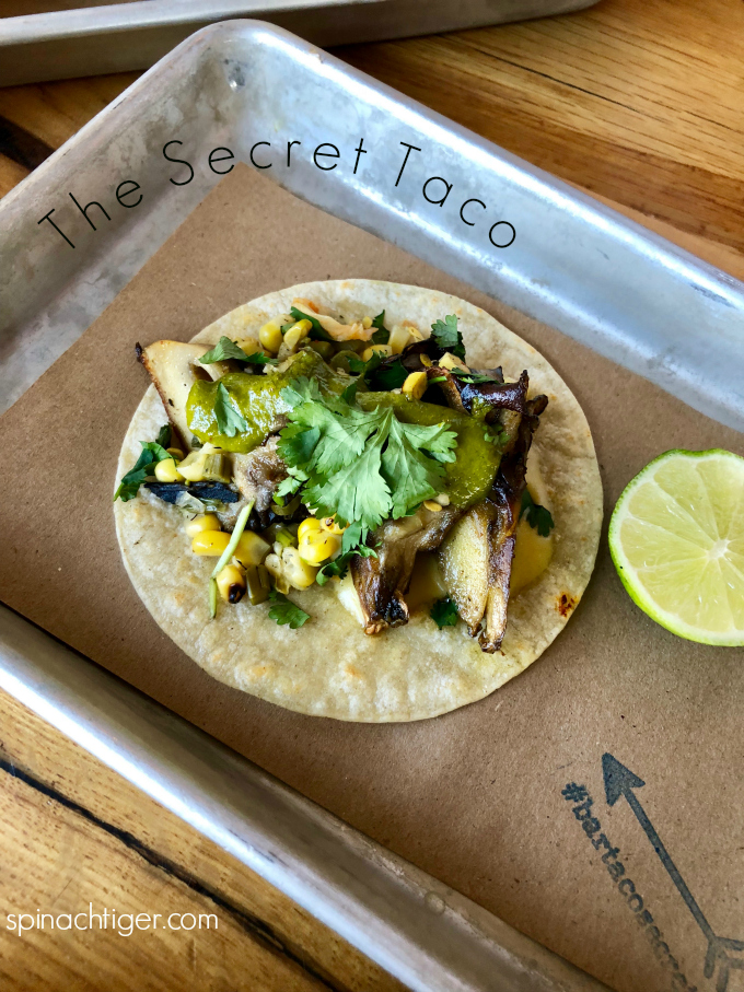 Bar Taco: Nashville Secret Taco
