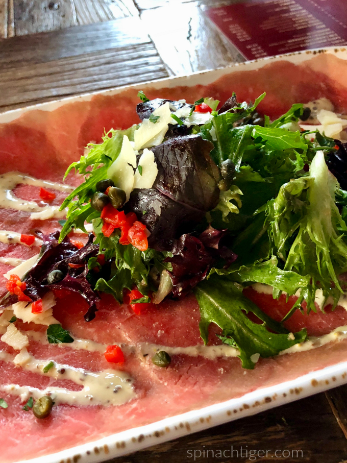 Nashville Underground Roof Top- Carpaccio