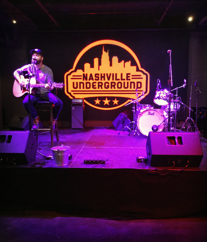 Nashville Underground Broadway S Highest Roof Top