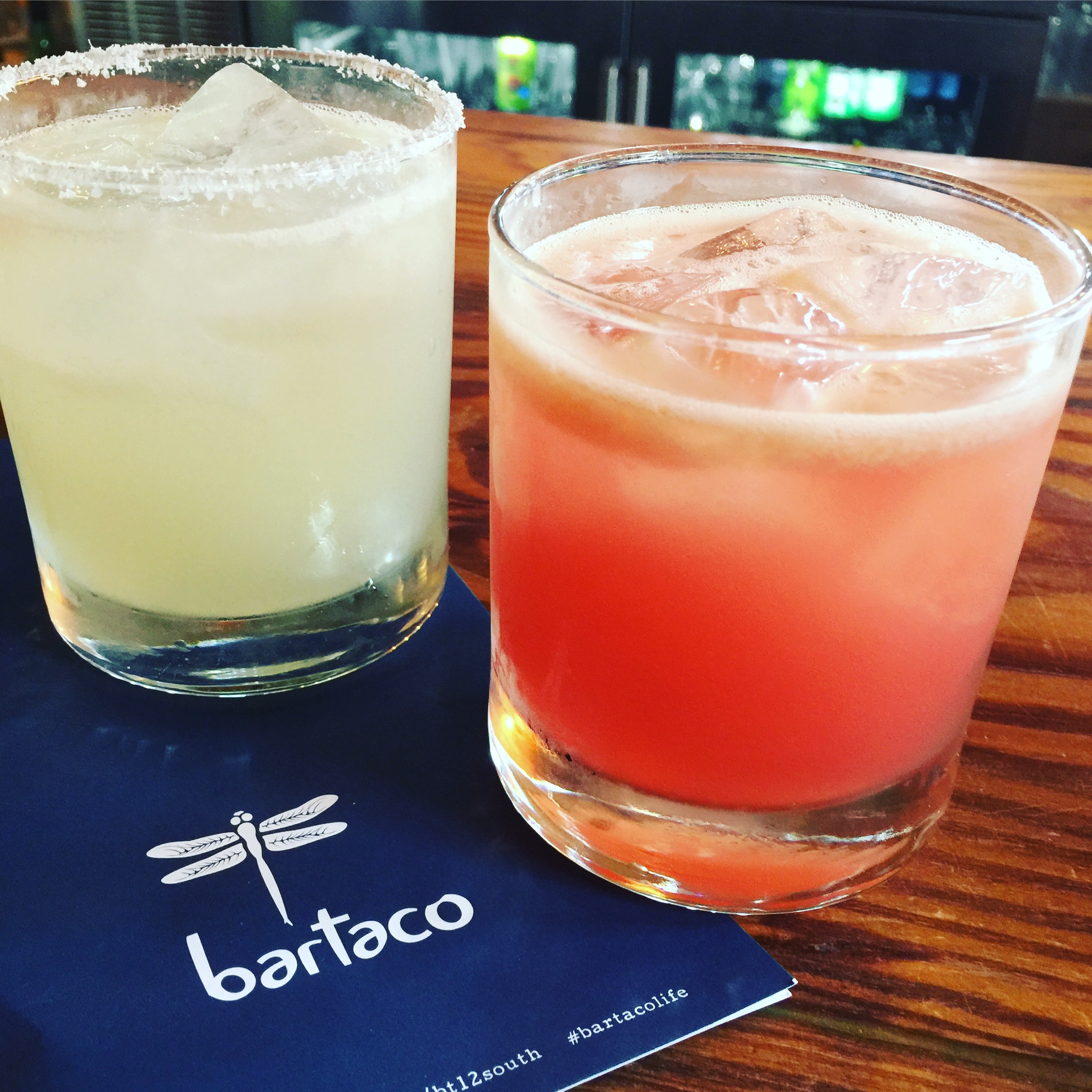Crushing on Bar Taco in Nashville, Great Cocktails Upscale Street Food