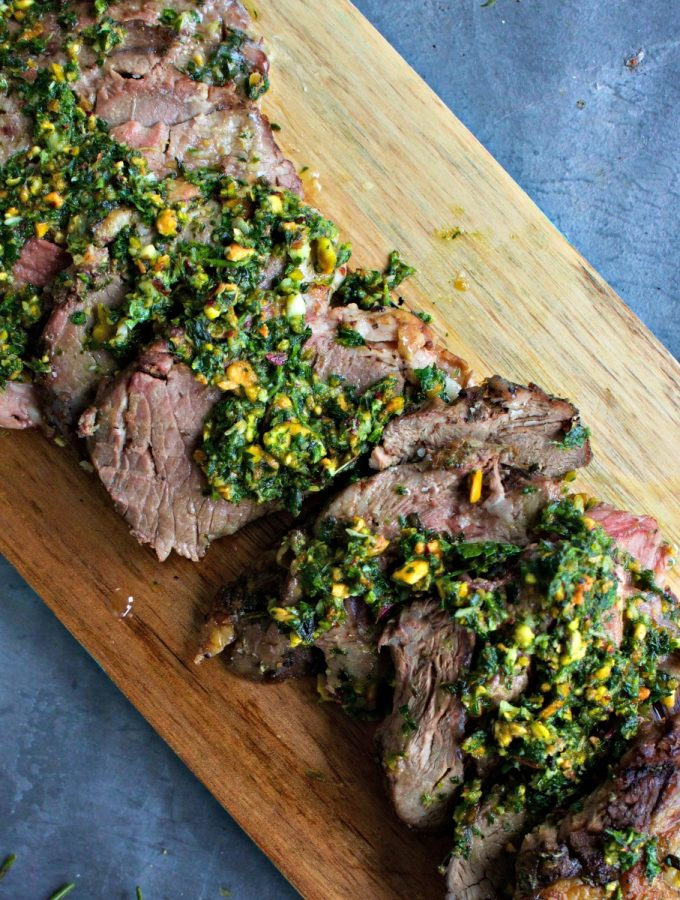 How to cook lamb roast