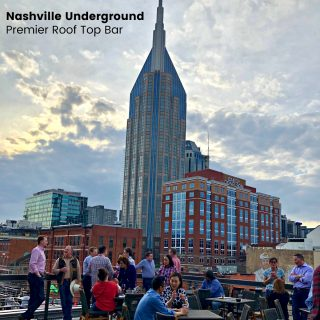 Nashville Underground Roof Top