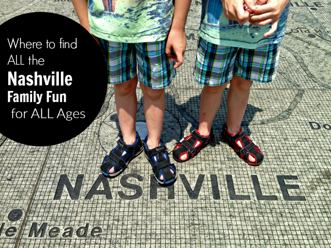 Where to go, What to do in Nashville for Family Fun from Spinach Tiger