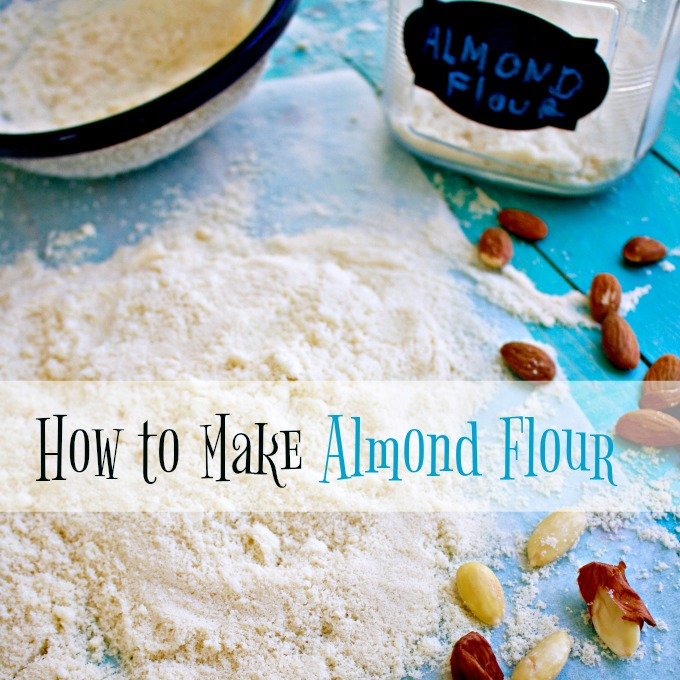 how to make pasta with almond flour