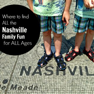 Crushing on Family Fun in Nashville – Things to do and the Best Resource to Find Them