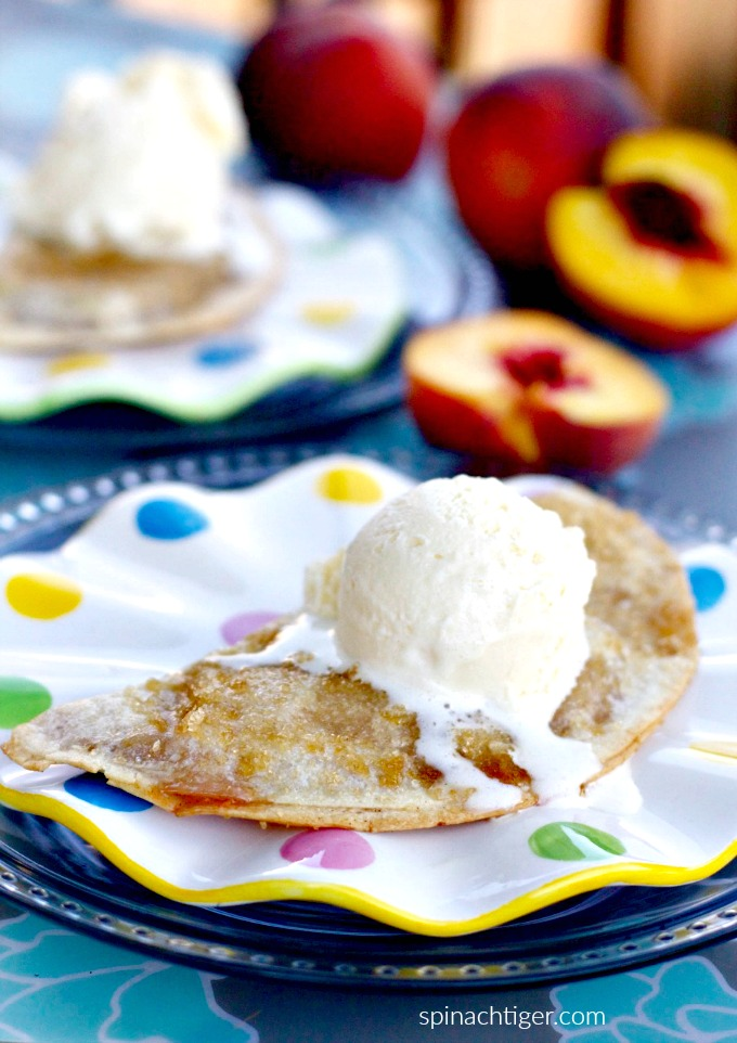 Peach Hand Pie How to Freeze Peaches and My Best Peach Recipes from Spinach Tiger