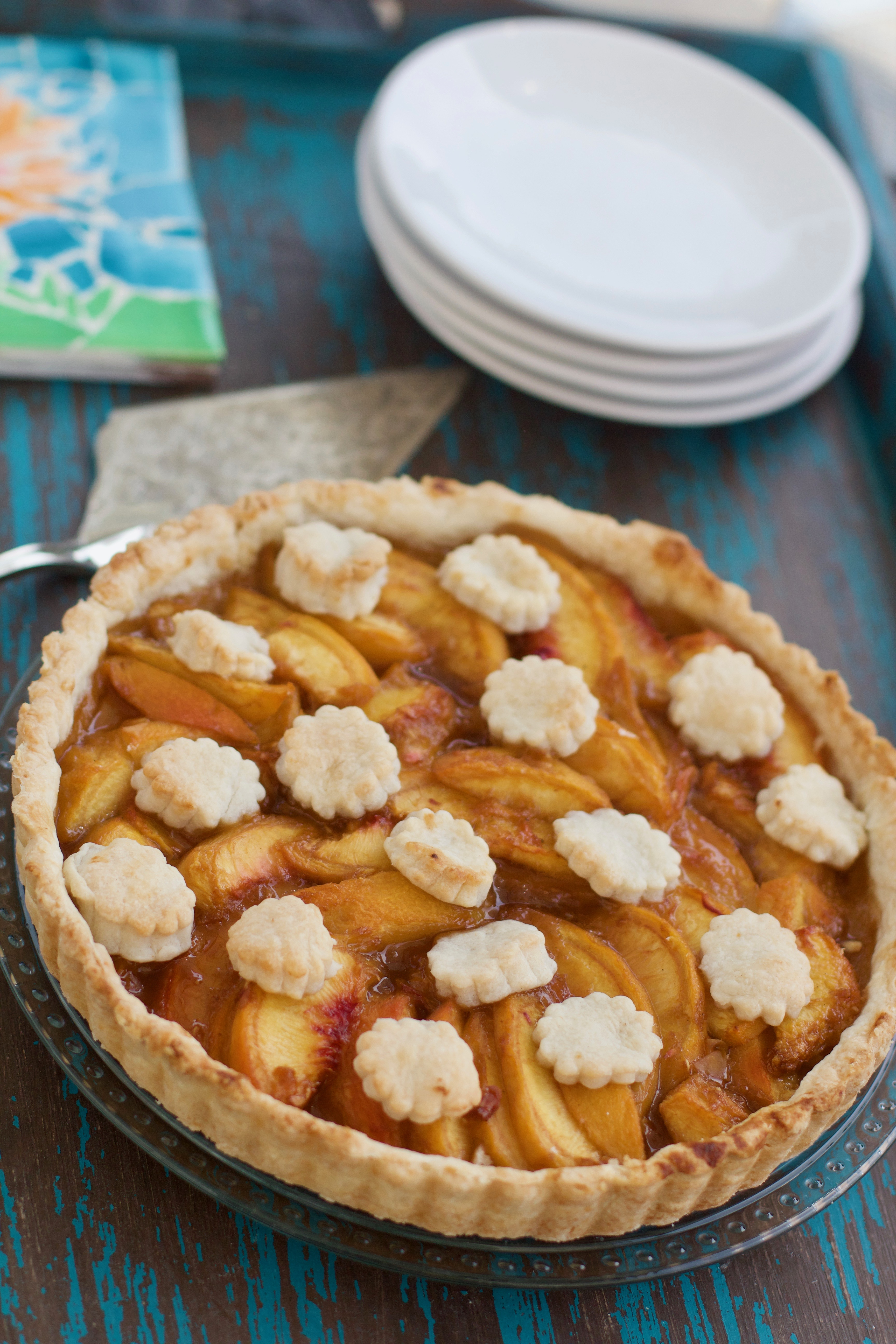 Peach Tart How to Freeze Peaches and My Best Peach Recipes from Spinach Tiger