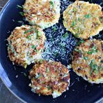 How to make risotto cakes from spinachtiger