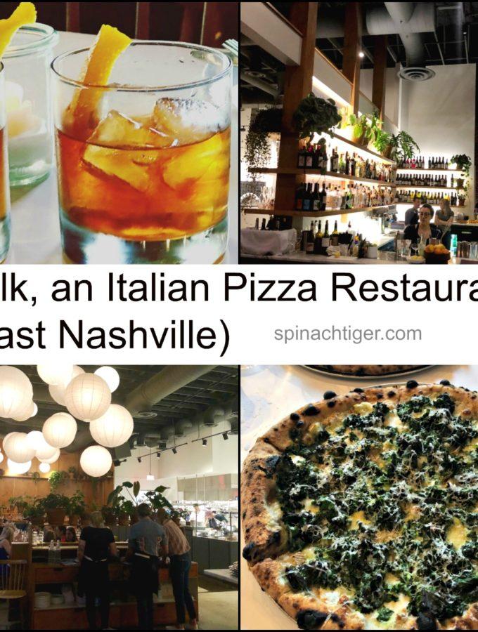Folk Restaurant in Nashville