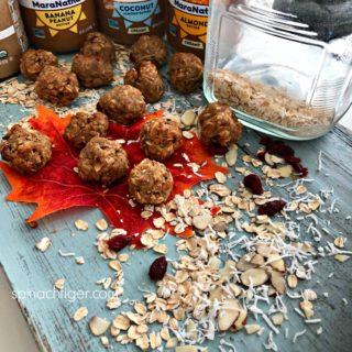 Energy Balls Recipe with Oats, Gluten Free, Sugar Free