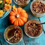 Pumpkin Pie Pecan Streusel