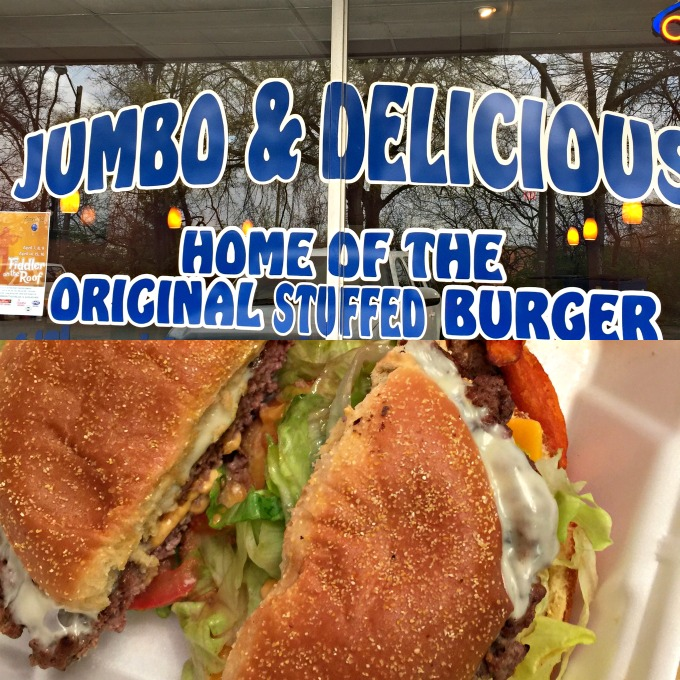 Nashville's Best Burgers: Jumbo & Delicious from Spinach Tiger