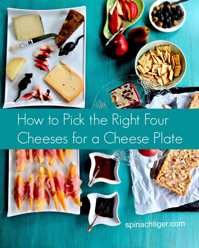 How to Build Beautiful Cheese Plate