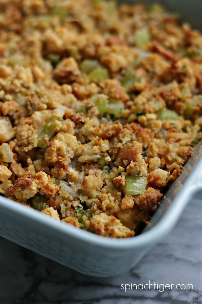 Sweet Potato Keto Stuffing