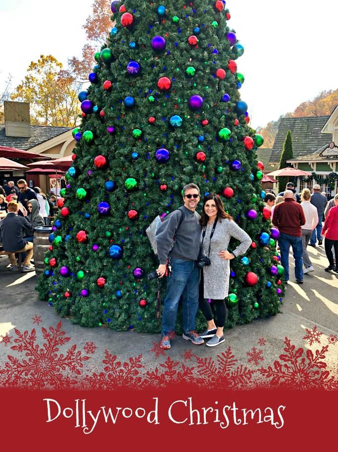 Christmas at Dollywood from Spinach Tiger